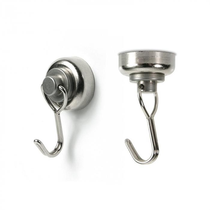 Magnet utilitar - carlig - TWISTER (2 buc/set) 0