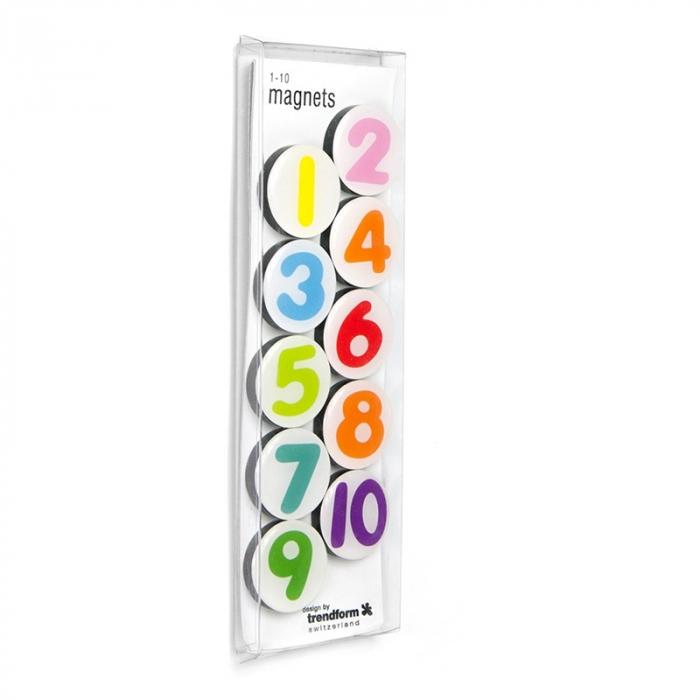 Magnet - 1-10 (10 buc/set) 2