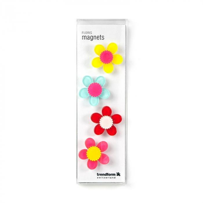 Magnet - FLORIS (4 buc/set) 1