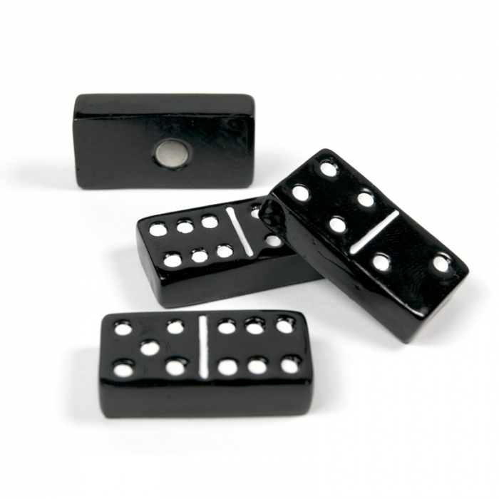 Magnet - DOMINO (4 buc/set) 0