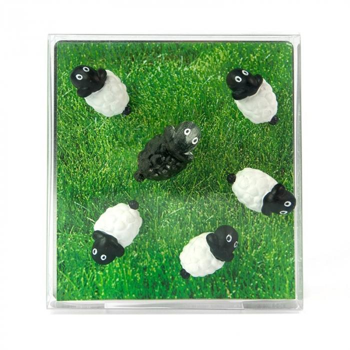 Magnet - SHEEP (6 buc/set) 1