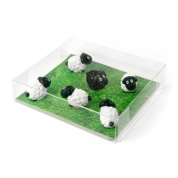 Magnet - SHEEP (6 buc/set) 2