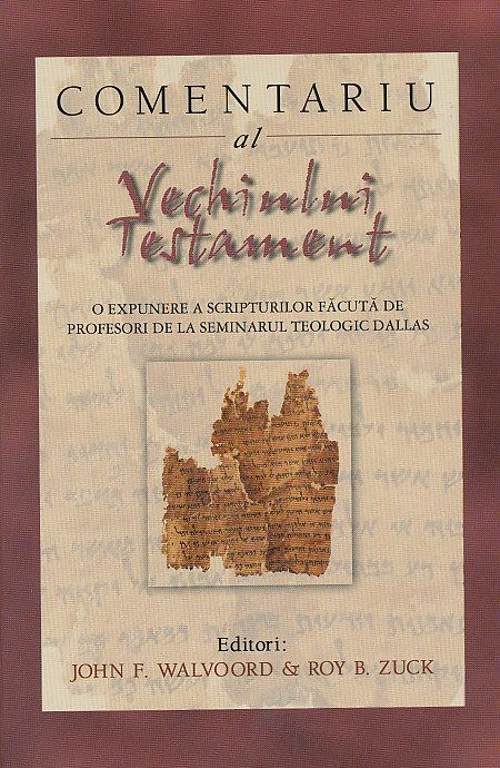 Comentariu al Vechiului Testament [0]