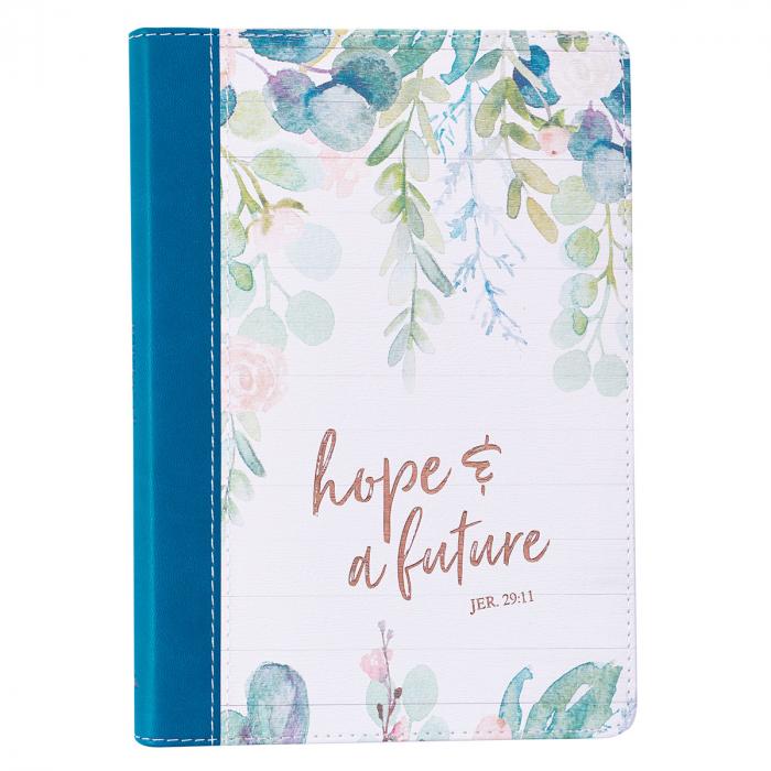 Jurnal din piele - Hope and a Future - Jeremiah 29:11