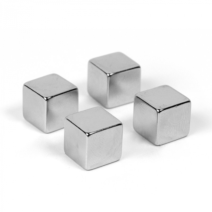 Magnet - CUBE (4 buc/set) 0