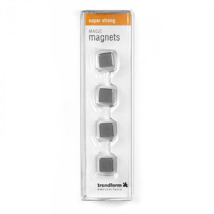 Magnet - CUBE (4 buc/set) 2