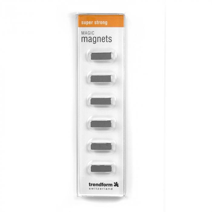 Magnet utilitar - STICK (6 buc/set) 2