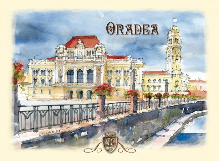 Carte postala Oradea 3 0