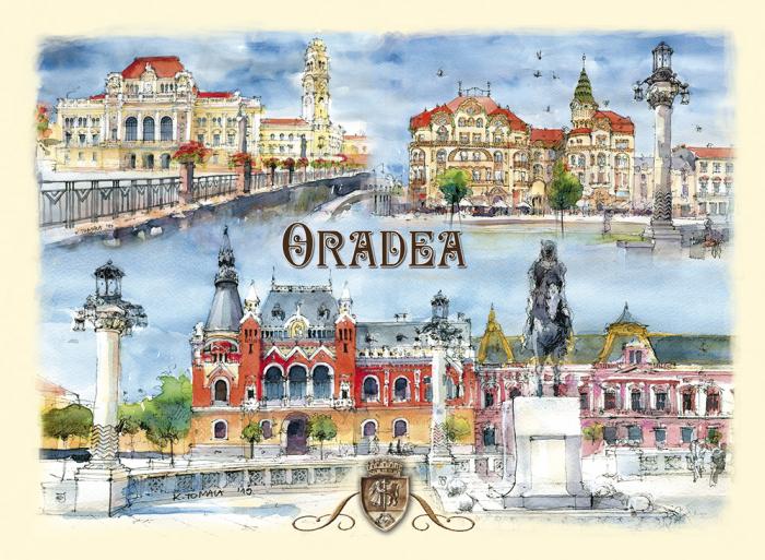 Carte postala Oradea 6 0