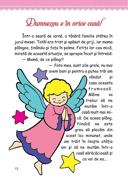 Povesti religioase pentru copii 1