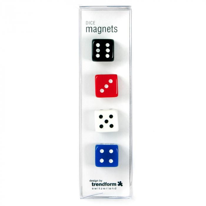Magnet - DICE (4 buc/set) 1