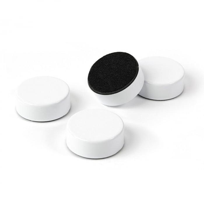 Magnet - alb - WHITE (4 buc/set) 0