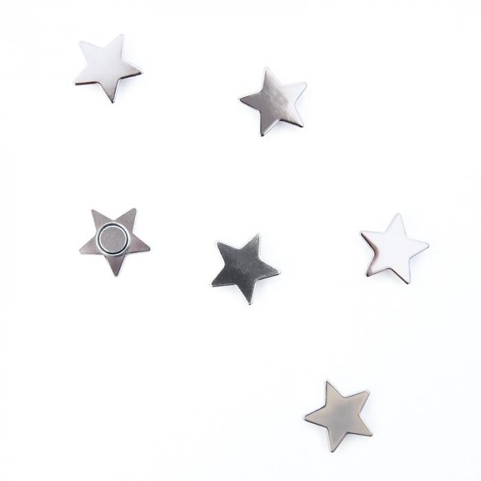 Magnet - STAR (6 buc/set) 1