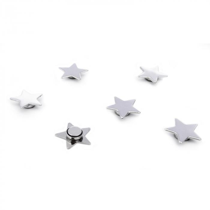 Magnet - STAR (6 buc/set) 0