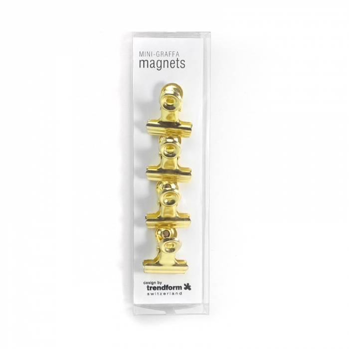 Magnet decorativ - MINI GRAFFA (4 buc/set) 1