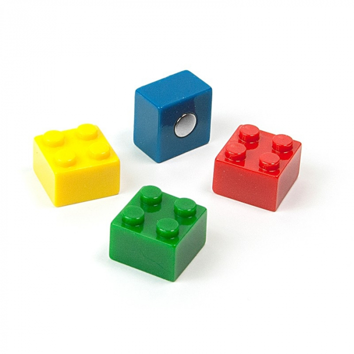 Magnet - BRICK (4 buc/set) 0