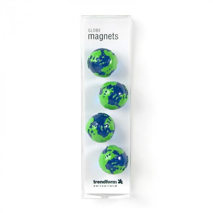 Magnet - glob - GLOBE (4 buc/set) 1