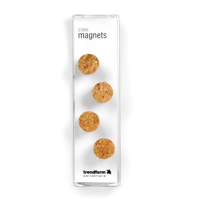 Magnet - CORK (4 buc/set) 1