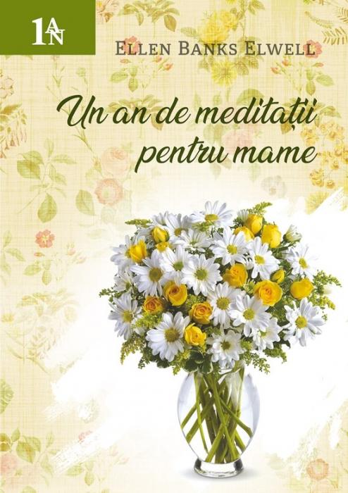 Un an de meditatii pentru mame (verde) 0