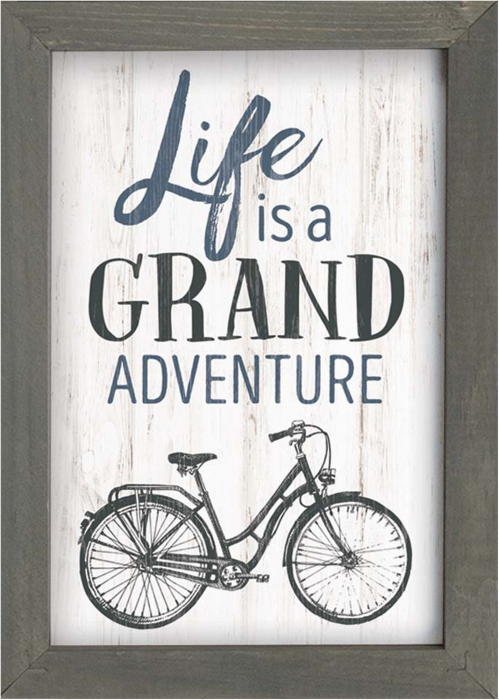 Life is a grand adventure [0]