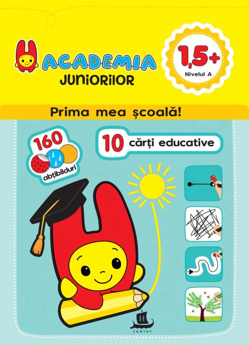 Academia juniorilor [0]