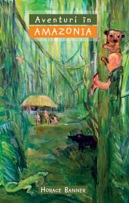 Aventuri in Amazonia 0