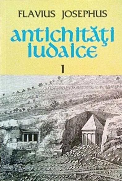 Antichitati iudaice Vol 1 0