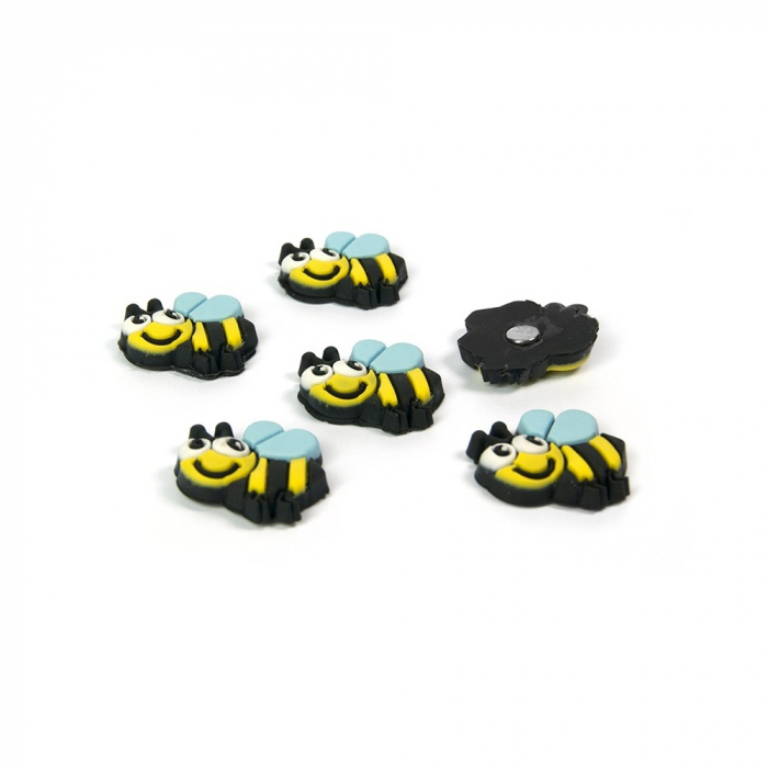 Magnet - HONEY BEE (6 buc/set) 0