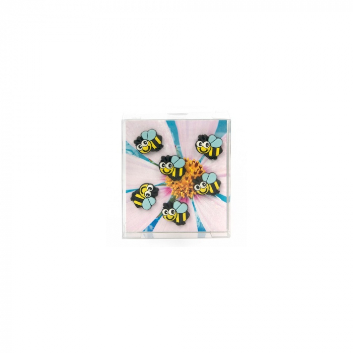Magnet - HONEY BEE (6 buc/set) 1