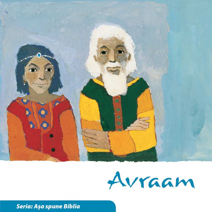 Avraam (Seria: Asa spune Biblia) 0