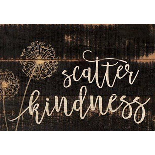 Scatter kindness [4]