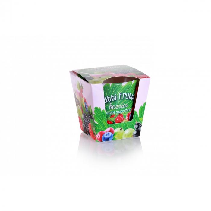 Lumanare aromatica - Tropical Berries 0