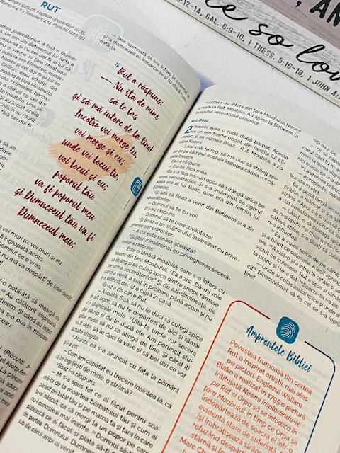 Biblia adolescentului - coperta rosie 7