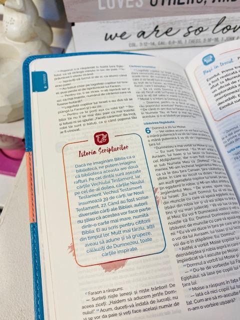 Biblia adolescentului - coperta verde 9