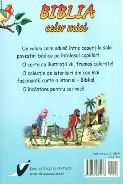 Biblia celor mici 1
