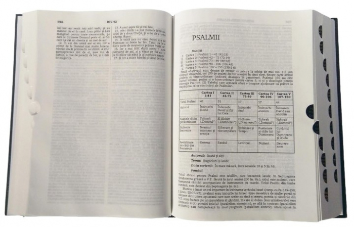 Biblia de studiu pentru o viata deplina -  cartonata 1