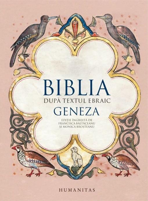 Biblia dupa textul ebraic. Geneza 0