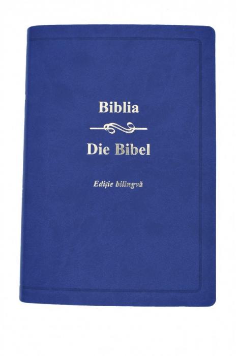 Biblia - editie bilingva romana-germana 3