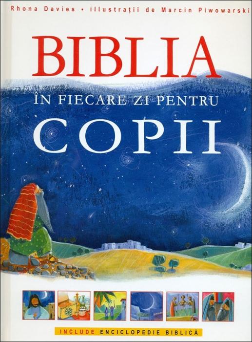 Biblia in fiecare zi pentru copii 0