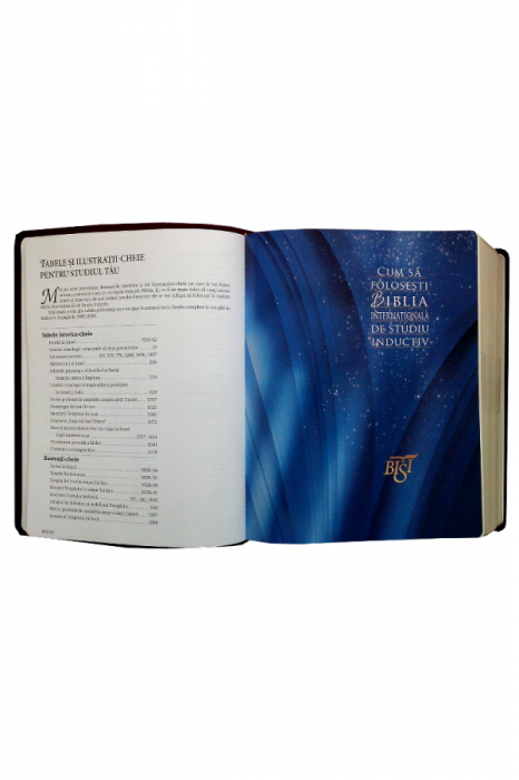 Biblia internationala de studiu inductiv 6