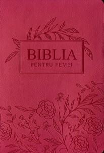 Biblia pentru femei Roz MARE 0