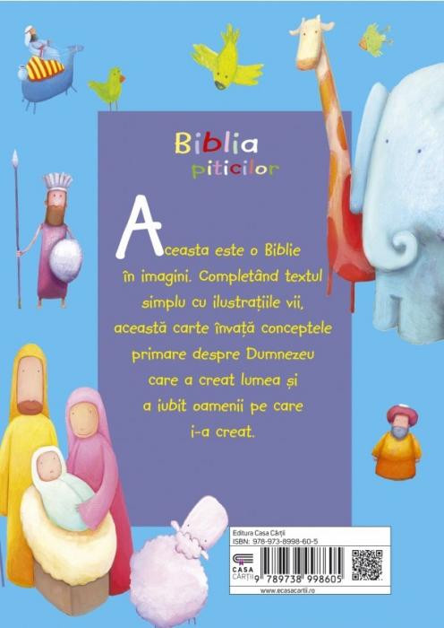 Biblia piticilor 1