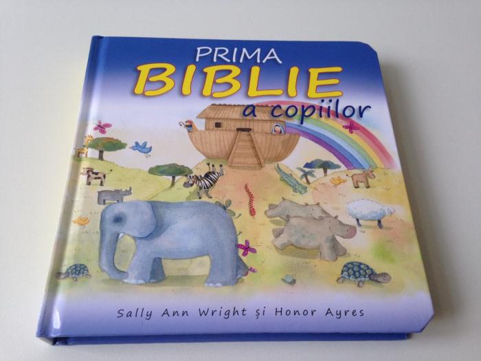 Prima Biblie a copiilor 1