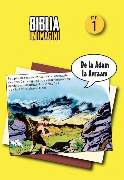 Biblia in imagini - vol. 1 0