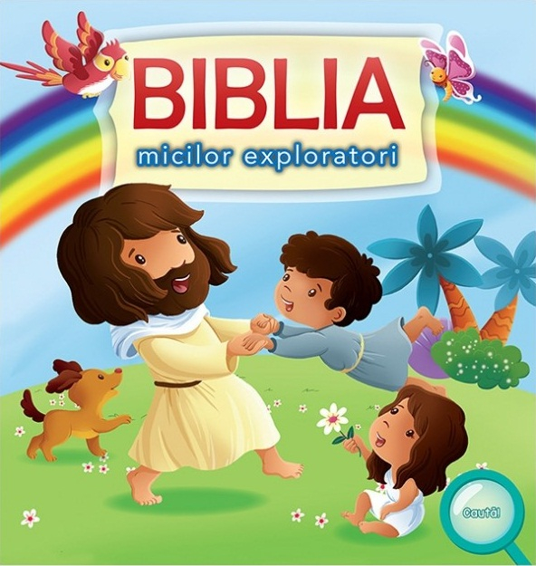 Biblia micilor exploratori 0