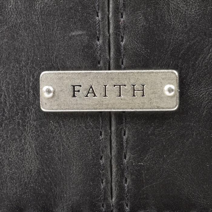 Black - Faith Tag [4]