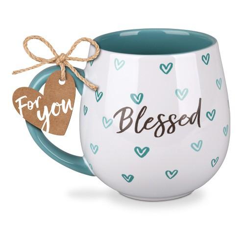 Cana din ceramica - Blessed 0