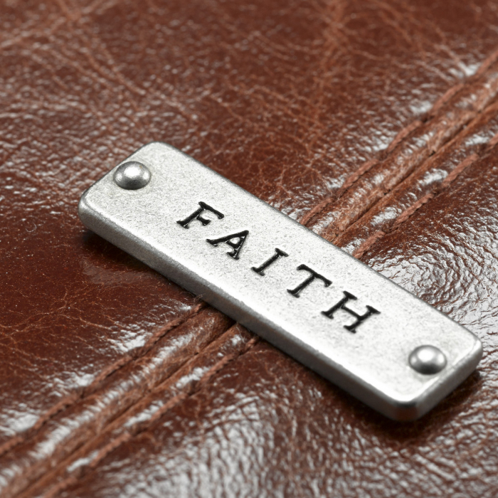 Brown - Faith Tag [4]
