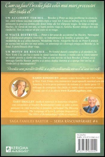 Bucurie (Saga Familiei Baxter - Seria Rascumparare - Cartea 4) 1