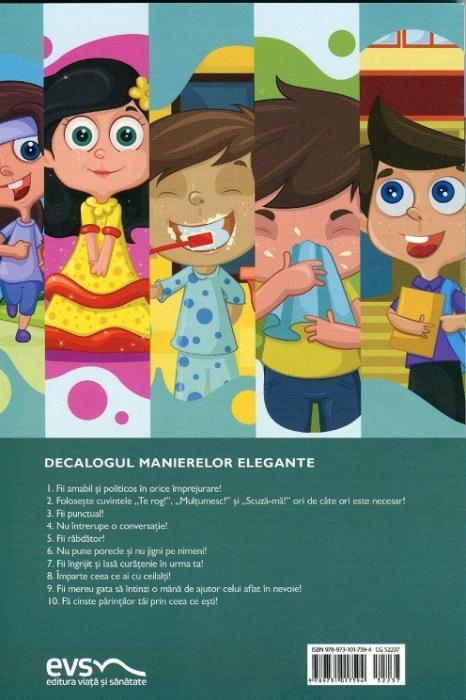 Bunele maniere pentru copilul crestin 1